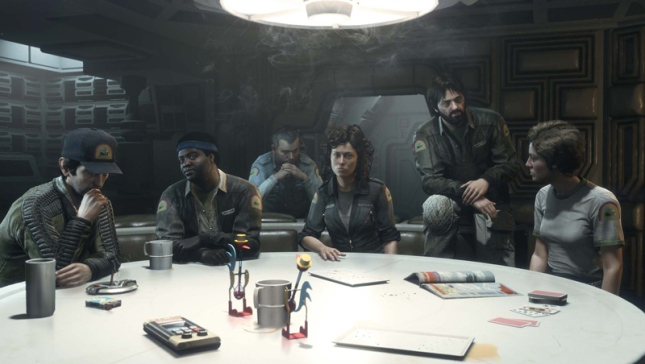 Alien Isolation Crew Expendable DLC