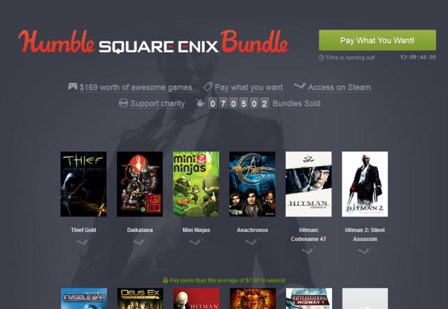 Humble-Square-Enix-Bundle