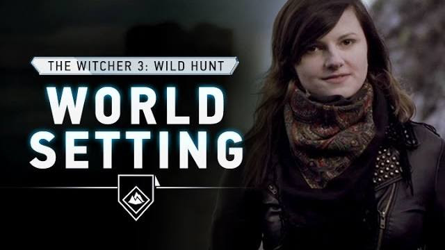 The Witcher 3 Wild Hunt - World Setting