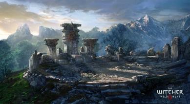 The_Witcher_3_Wild_Hunt-Berserker_shrine