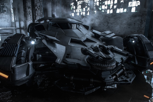 #Batmobile