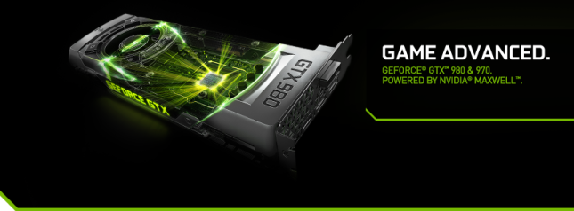 Geforce GTX 980&970