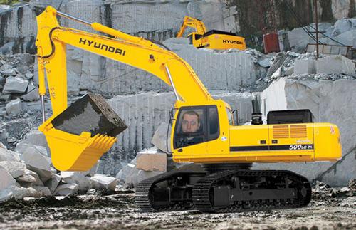 HYUNDAI R500LC-7