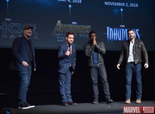 Marvel Cinematic Universe Phase 3 (11)