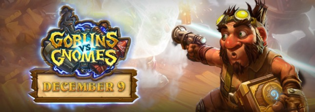 Goblins vs Gnomes Whirs into Life Beginning December 9