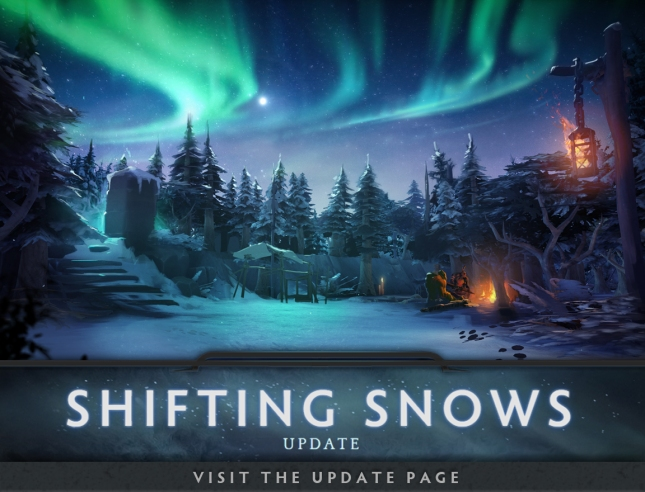 The Shifting Snows Update