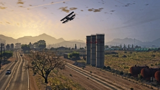 Grand Theft Auto V PC Screens (10)