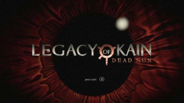 Legacy of Kain Dead Sun