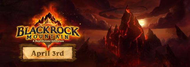 Blackrock Mountain Explodes into Action on April 3!