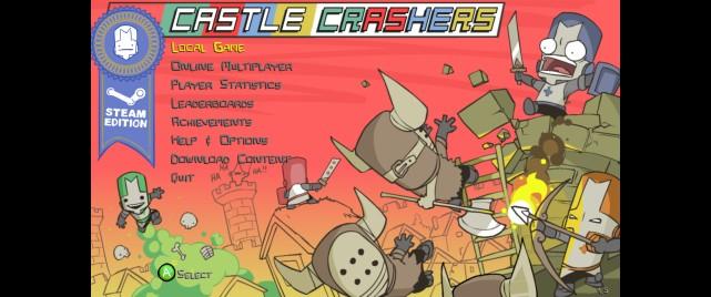 Castle Crashers (1)