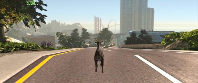 Goat Simulator (2)