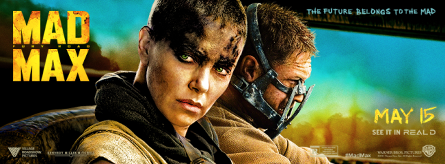 Mad Max Fury Road - Official Main Trailer