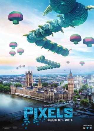 Pixels-Centipede-poster
