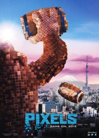 Pixels-Donkey-Kong-poster