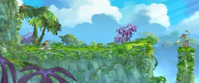 Rayman Origins (2)