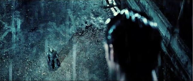 Batman v Superman Dawn of Justice - Official Teaser Trailer 02