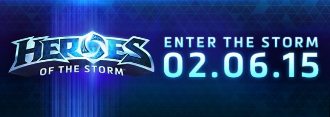 HEROES OF THE STORM LAUNCHES JUNE 2