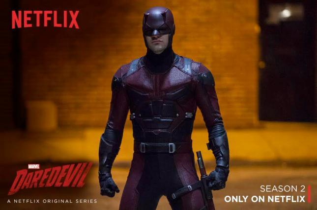 Season 2 of Daredevil