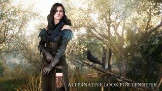 Alternative Look for Yennefer