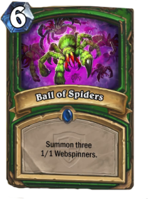 Ball of Spiders