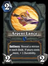 Argent Lance