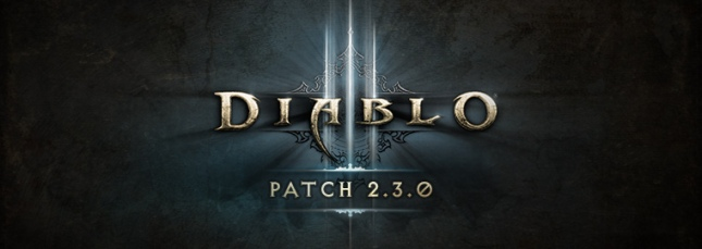 Diablo III – Patch 2.3.0