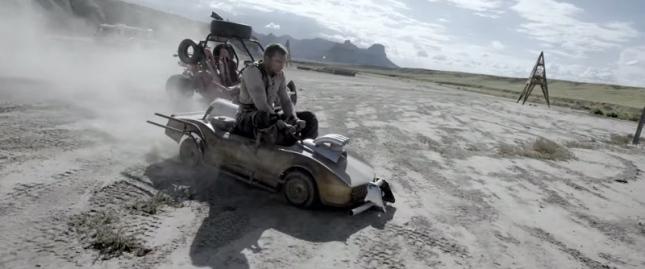 Mad-Max-GoKart-Paintball-War