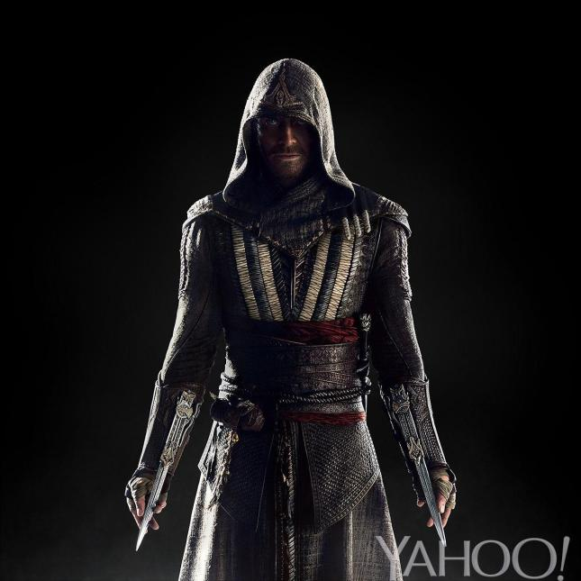 Meet Michael Fassbender as Callum Lynch in Assassin's Creed