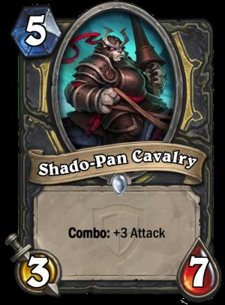 Shado-Pan Cavalry