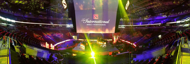 The stage is set at Key Arena