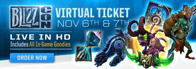 BlizzCon 2015 In-Game Goodies Round-Up