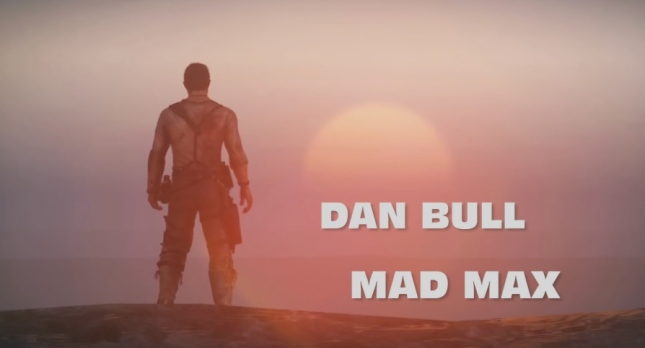 Mad-Max by Dan Bull
