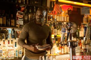 Mike Colter plays Luke Cage