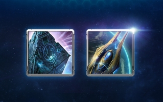 StarCraft II – Portraits