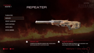 DOOM Alpha - Weapon (02) - Repeater