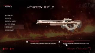 DOOM Alpha - Weapon (05) - Vortex Rifle