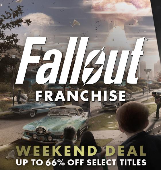 Fallout-Franchise