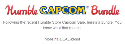Humble-Capcom-Bundle