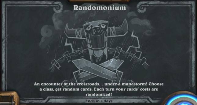 Randomonium