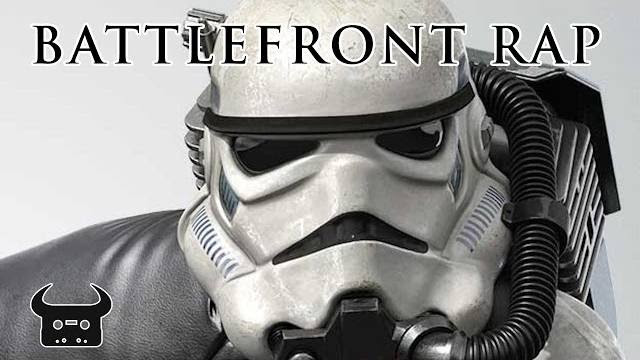 STAR WARS BATTLEFRONT RAP  Dan Bull