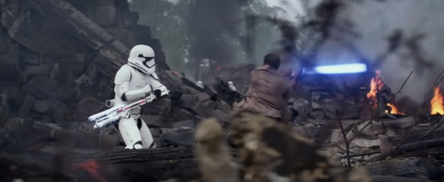 Chinese Star Wars The Force Awakens trailer