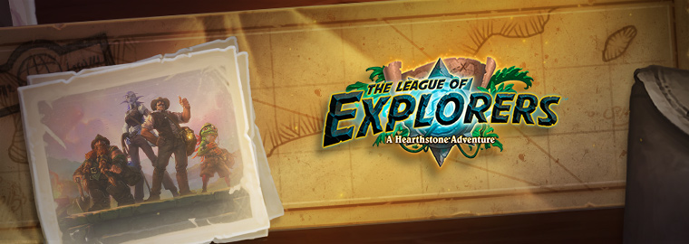 The League of Explorers The Hall of Explorers