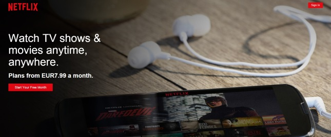 Netflix BG