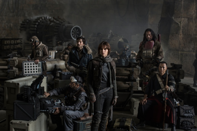 Rogue One Master_Cast_Photo 1