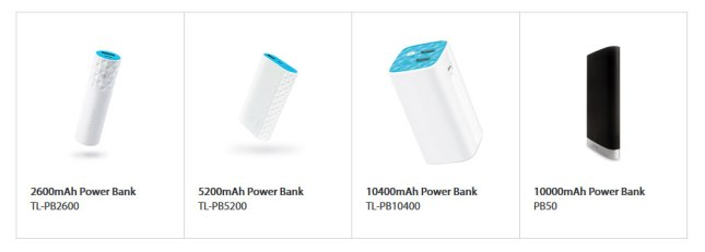TP-Link-Power-Banks