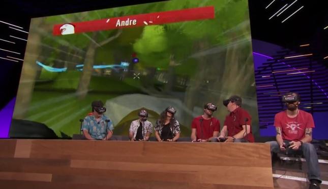Ubi-VR
