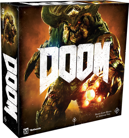 DOOM The Board Game (1)