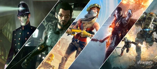 Games in 2016 part 2