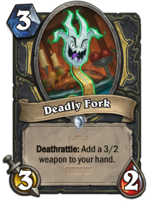 Deadly Fork