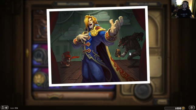 Hearthstone One Night in Karazhan, ep.3 – The Opera